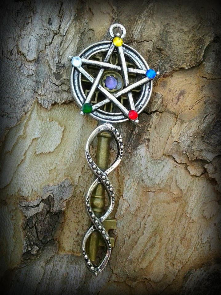 5 Elements Fantasy Key By Starl33na Deviantart Com On