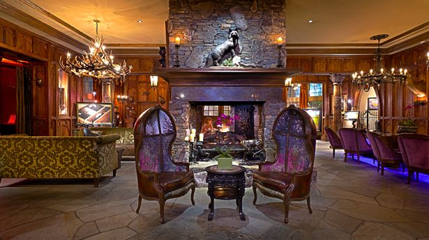 Grand Bohemian Hotel Asheville Nc Funky Fun Beautiful In Biltmore Village Marriott Rocks With Its Autograph Collection