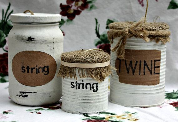 Gardener's Twine by VintagePrairieStyle on Etsy, $10.00