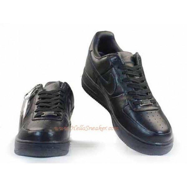 Nike SF Air Force 1 Mid Black Dark Hazel