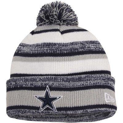 Dallas Cowboys New Era Youth Sideline Sport Knit Hat ...