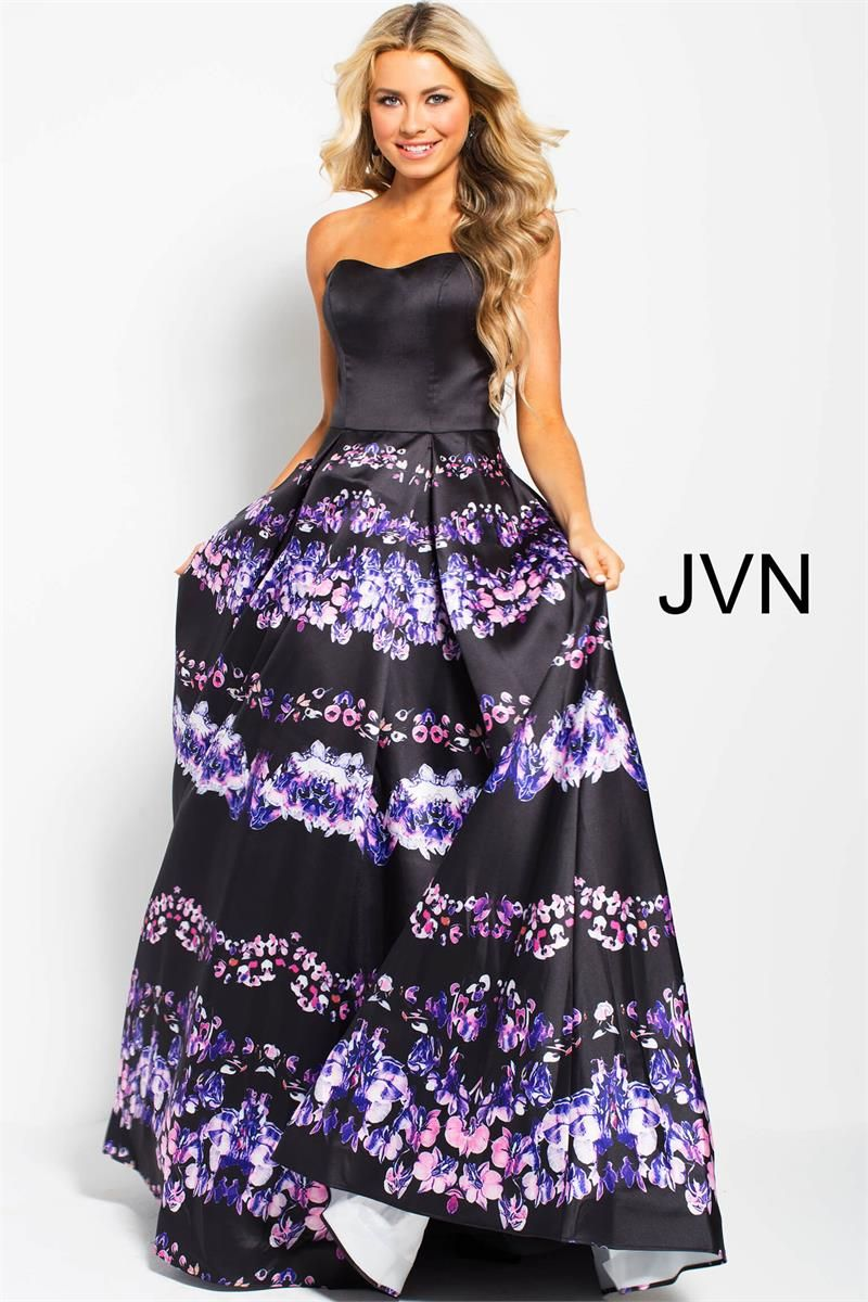 JVN by Jovani JVN58589-Formal Approach Prom Dress | JVN by Jovani ...