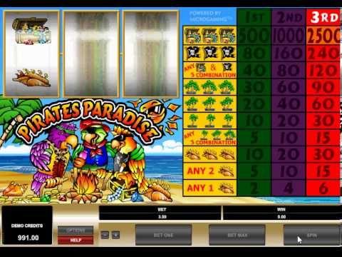 Gaming Club Pirates Paradise Slot 100 Free Online Mobile Casino Game Casino Classic Virtual City Casino Games