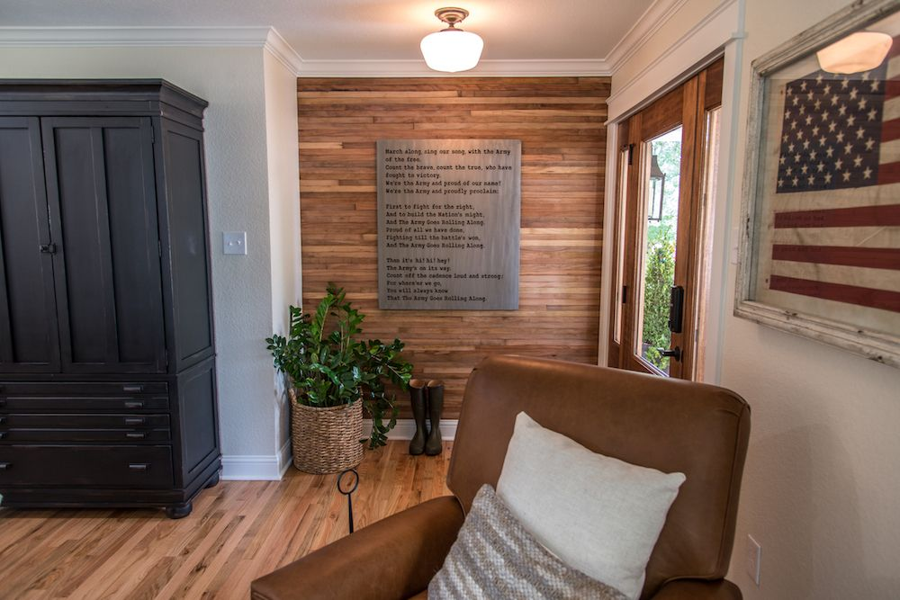 Episode 05 The Graham House Magnolia Fixer Upper House Home Small Basement Remodel