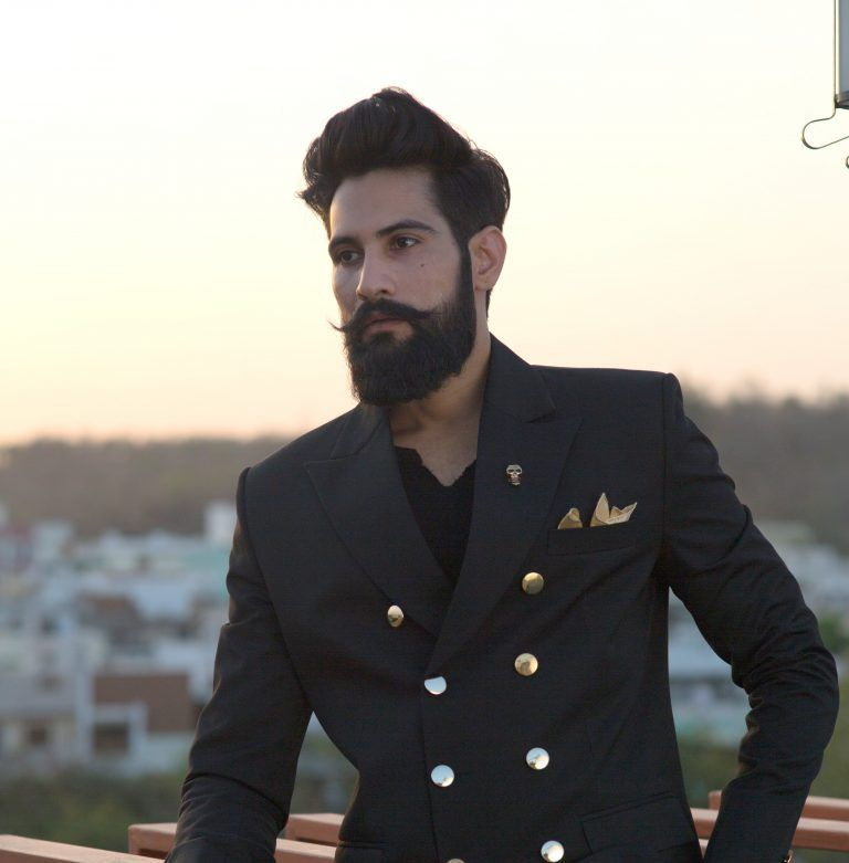 Wedding Beard Styles: Classic Sophistication And A Modern Style