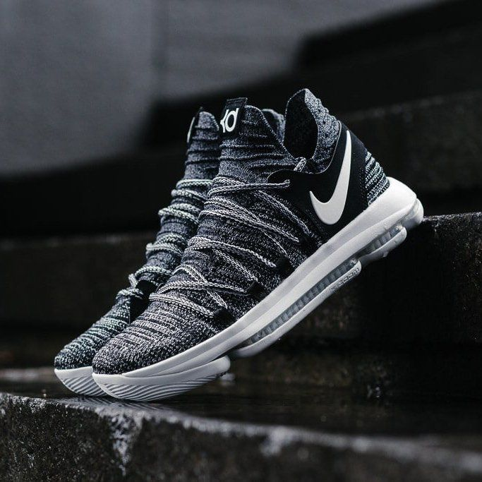 Nike Zoom KD10 Oreo 897815-001  basketball 2e239fb3e