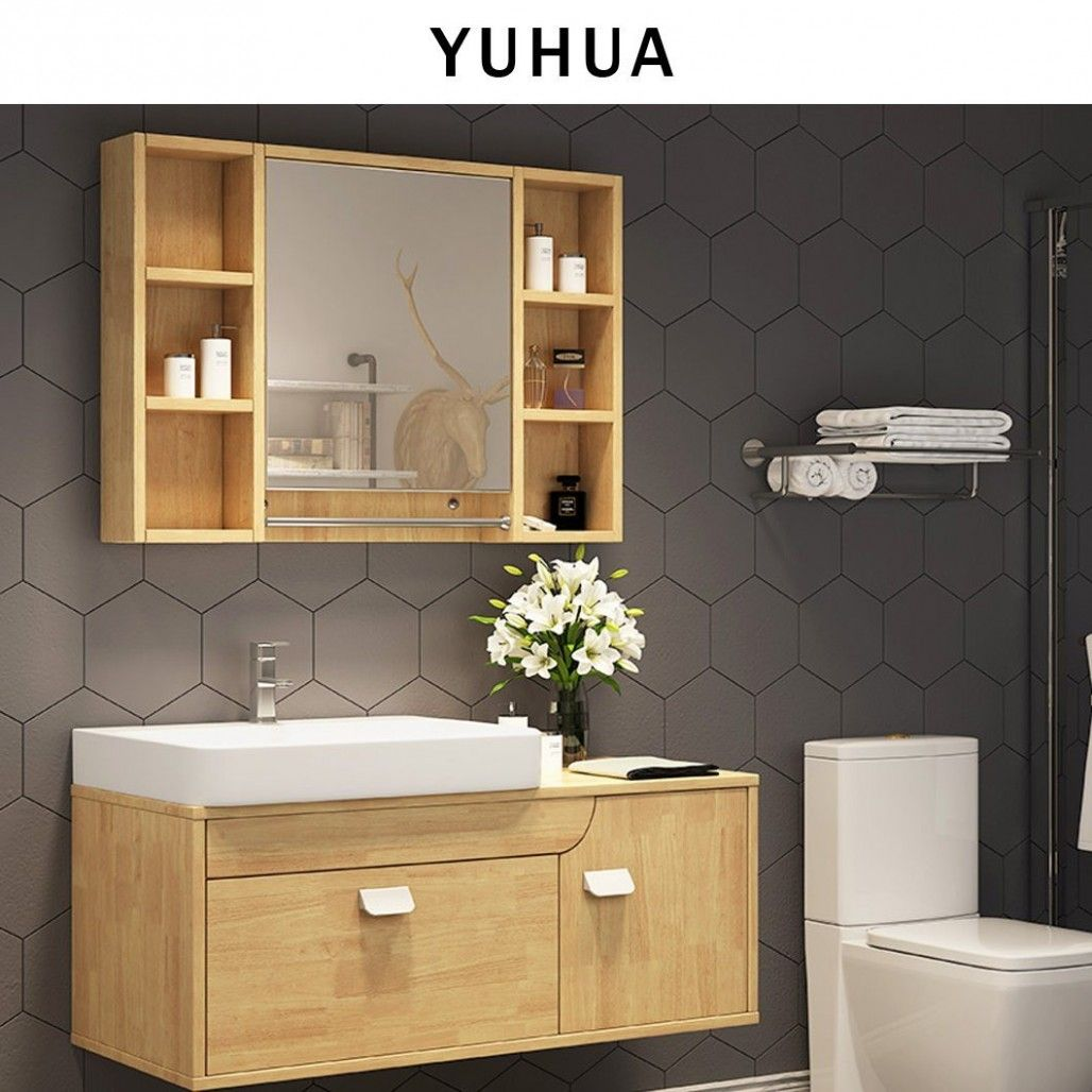 Bathroom Furniture And Accessories in 9  Wooden bathroom
