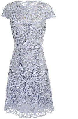 f894e4fe583 ShopStyle  VALENTINO Guipure lace dress
