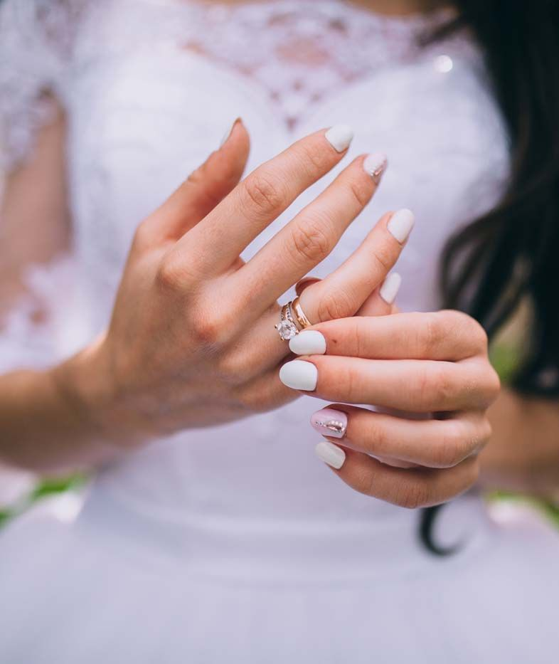 Wo trägt man den Verlobungsring? Rechts oder links? | Ring