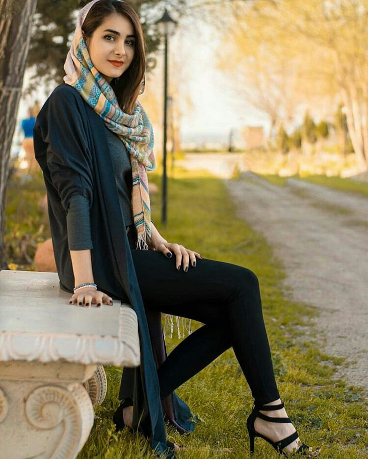 Why iranian girl