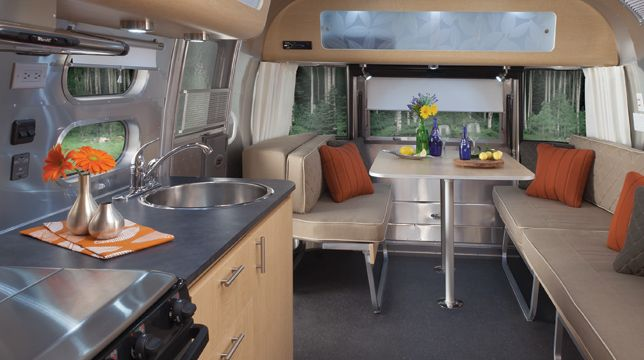 Airstream Eddie Bauer Travel Trailer | Airstream Orange County ...