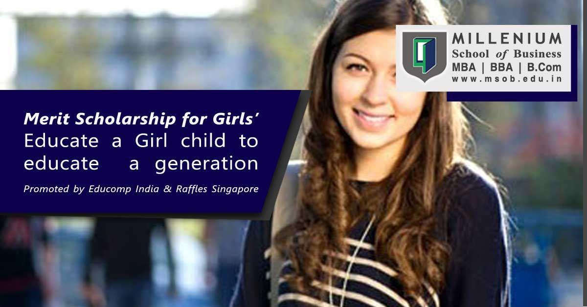 Merti Scholarships for Girls for mba bba http