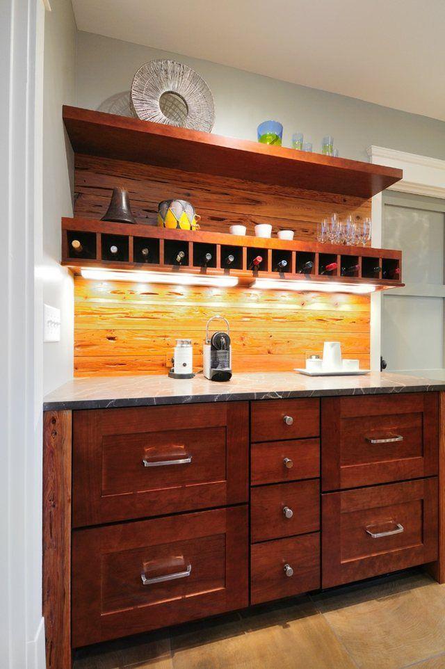 moderne k che holz leisten k chenr ckwand rustikal k chenzeile k chenr ckwand spritzschutz. Black Bedroom Furniture Sets. Home Design Ideas