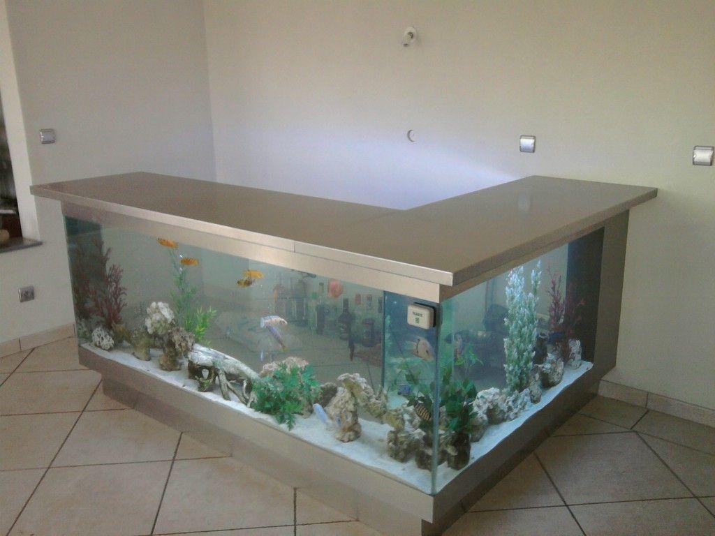 Aquarium bar betta fish tank pinterest aquariums for Fish tank bar