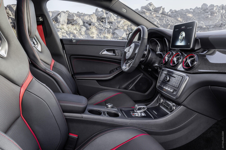 Predstavlen 2015 Mercedes Benz Cla Shooting Brake Mercedes Benz