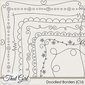 Doodle Borders #art #doodle #sketch #drawing #border # ...