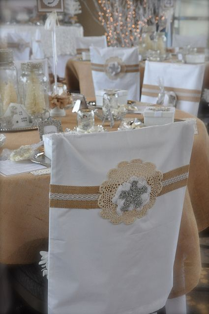 Christmas Chair Covers Pinterest Zaaz Ergonomic Winter Wonderland Affaire Holiday Projects Simple Using Pillow Cases Via Flickr