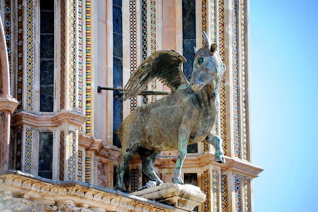 Orvieto Duomo_The Ox