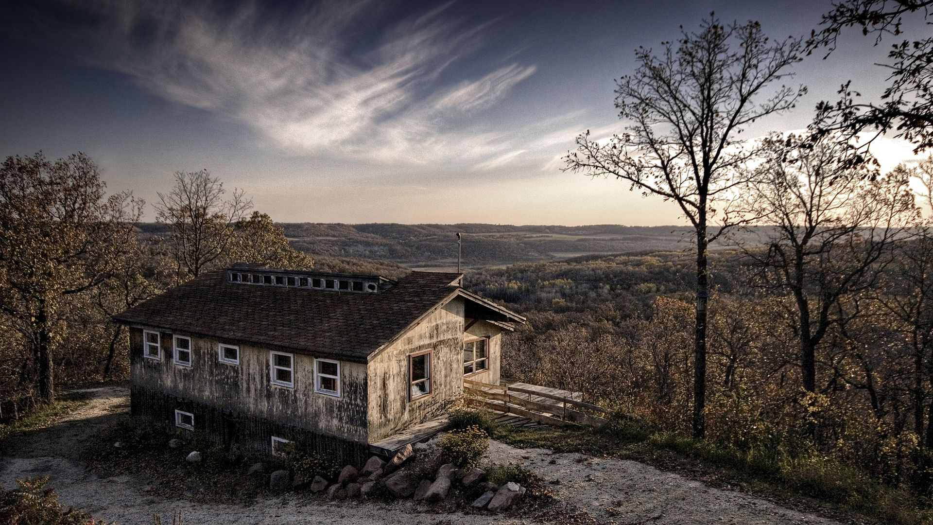 Old Houses HD Wallpapers At Hdwallcloud