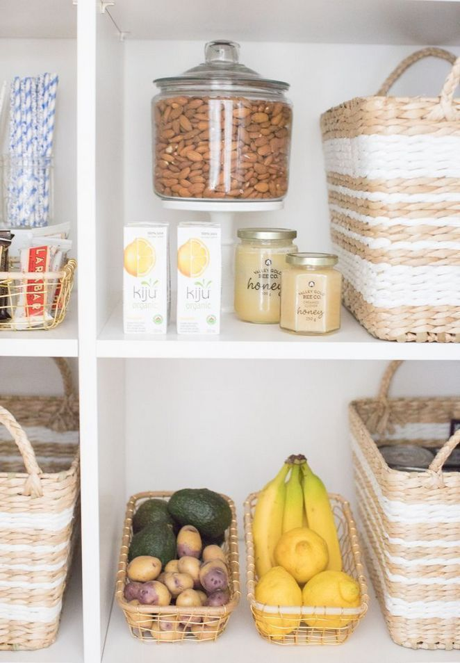 50 + The ideal approach for ideas from the Pantry Walk in Small 145 organization – walmartb … 50 + The Id … – Genius Pantry Organization Ideas