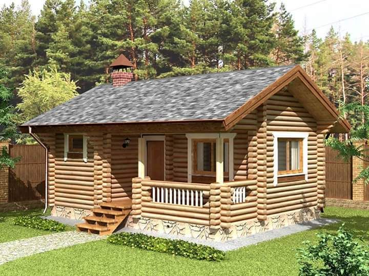House Plans Small Wooden