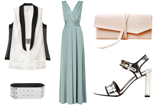 New Wedding Outfits Using Old Clothes Refinery29 Http Www Refinery29 Com 65067 Slide6 The Answer Layer A L Spring Wedding Outfit Wedding Outfit Fashion
