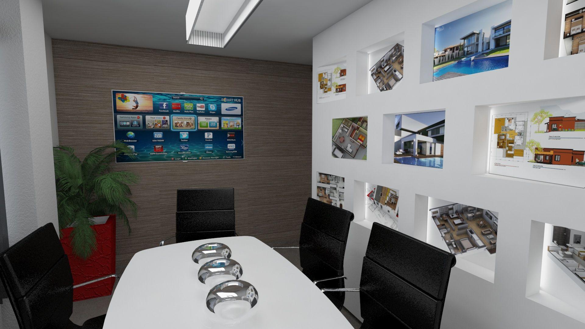 sala de ventas exposici n de proyectos oficina