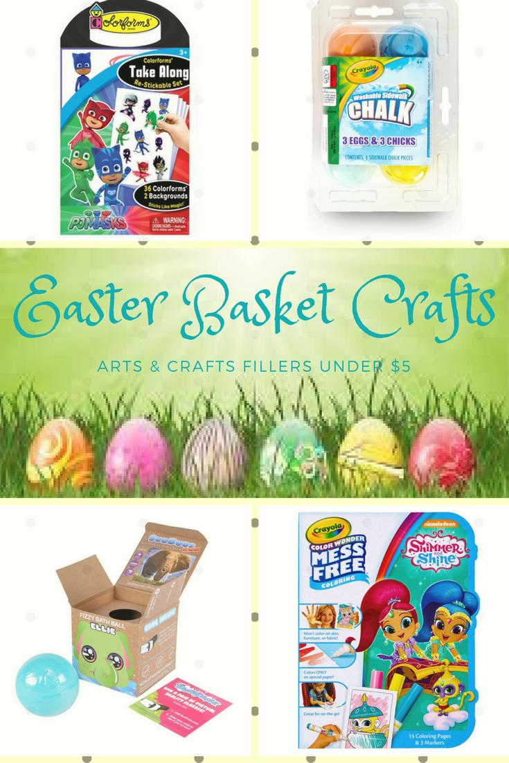 Preschool Easter Basket Fillers Under $5   Easter baskets, Easter ...