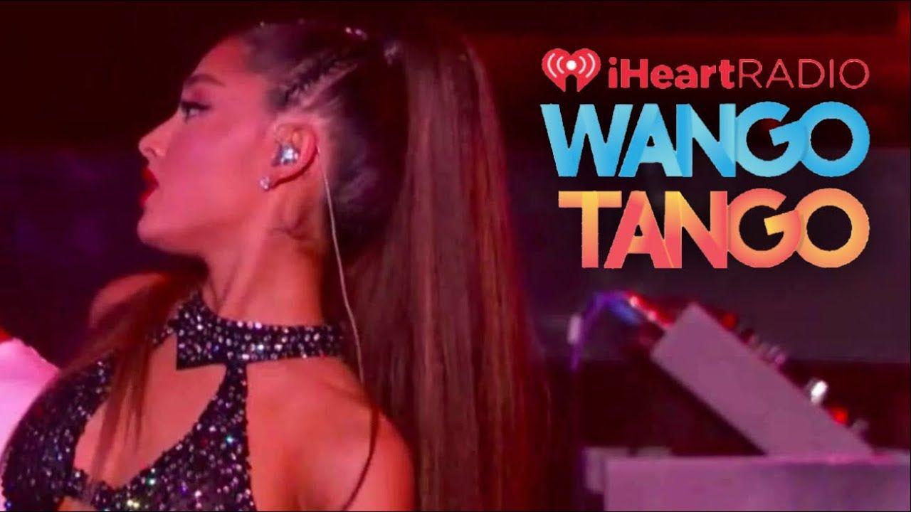 Ariana Grande The Light Is Coming Ft Nicki Minaj Live