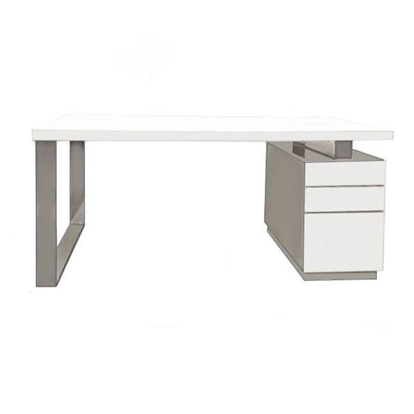 Swindon Desk Modern Desk White Desk Office Desk