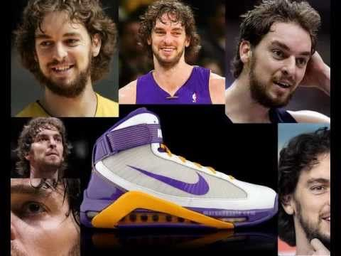 Pau -- a Laker days collage