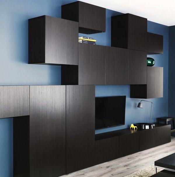 IKEA Canada | Bookcase | Pinterest | Living room storage, Storage ...