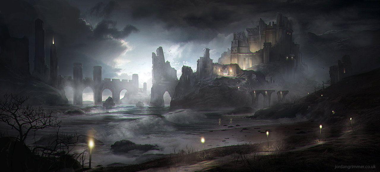 Devil's Bay by jordangrimmer on DeviantArt