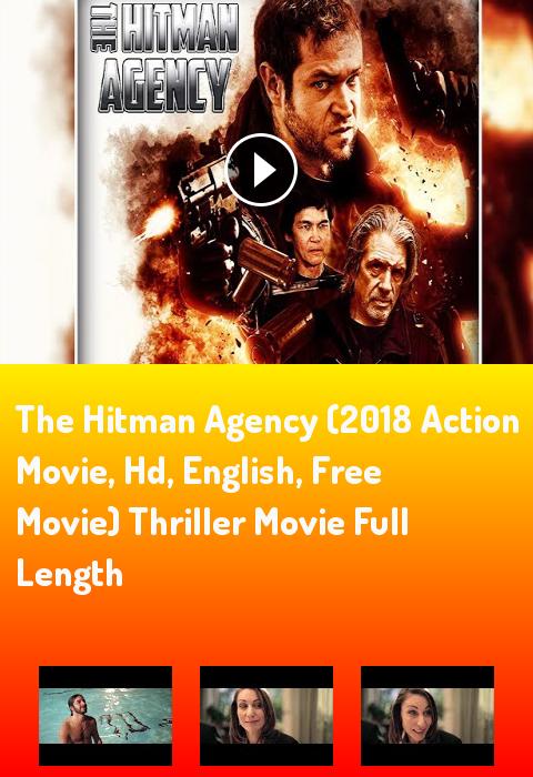 The Hitman Agency 2018 Action Movie Hd English Free Movie