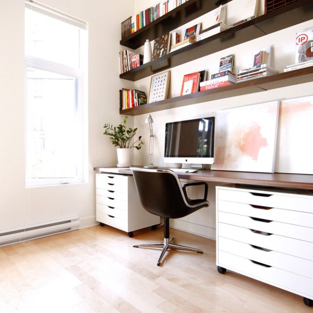 Arbeitsplatz Im Wohnzimmer Einrichten Ikea Gestalte Dir: Marie Kondo Before After - Google Search