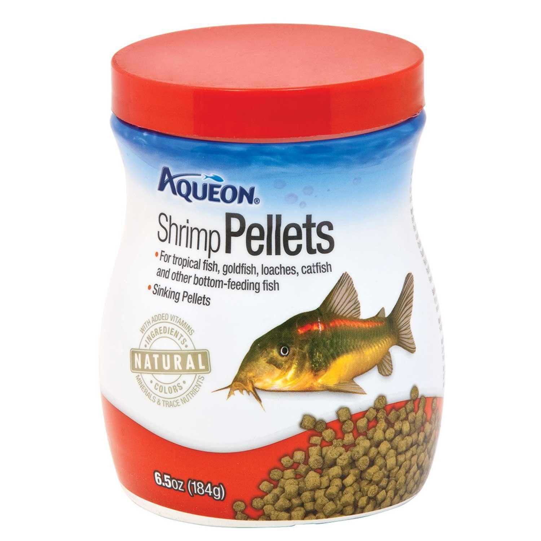Aqueon Shrimp Pellets Fish Food, 6 5 oz  | Products in 2019