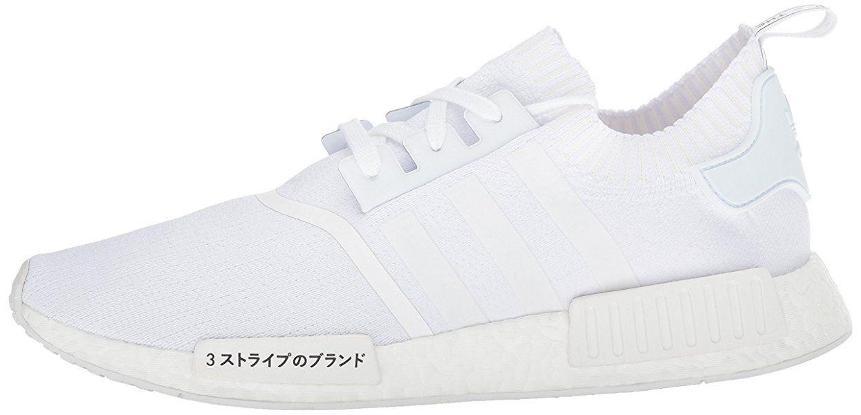 Pk De Sport blanc Adidas Blanc Homme r1 Nmd Chaussures qZwFxHT7