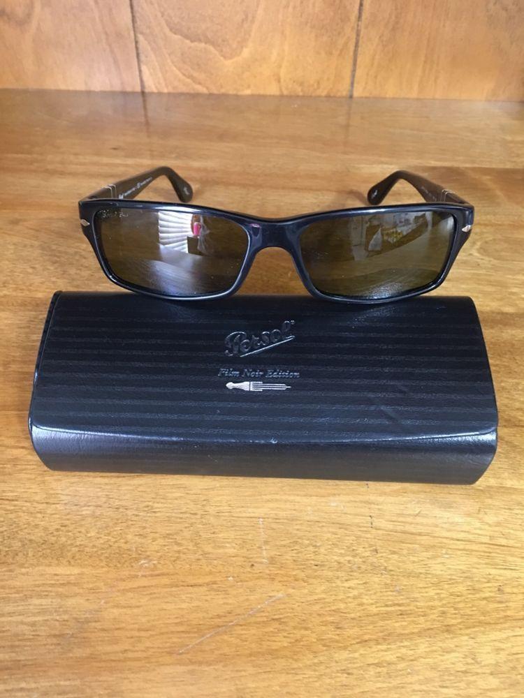 7297ff5c5b eBay  Sponsored Persol PO2747S Sunglasses Size 57 MM Black Acetate