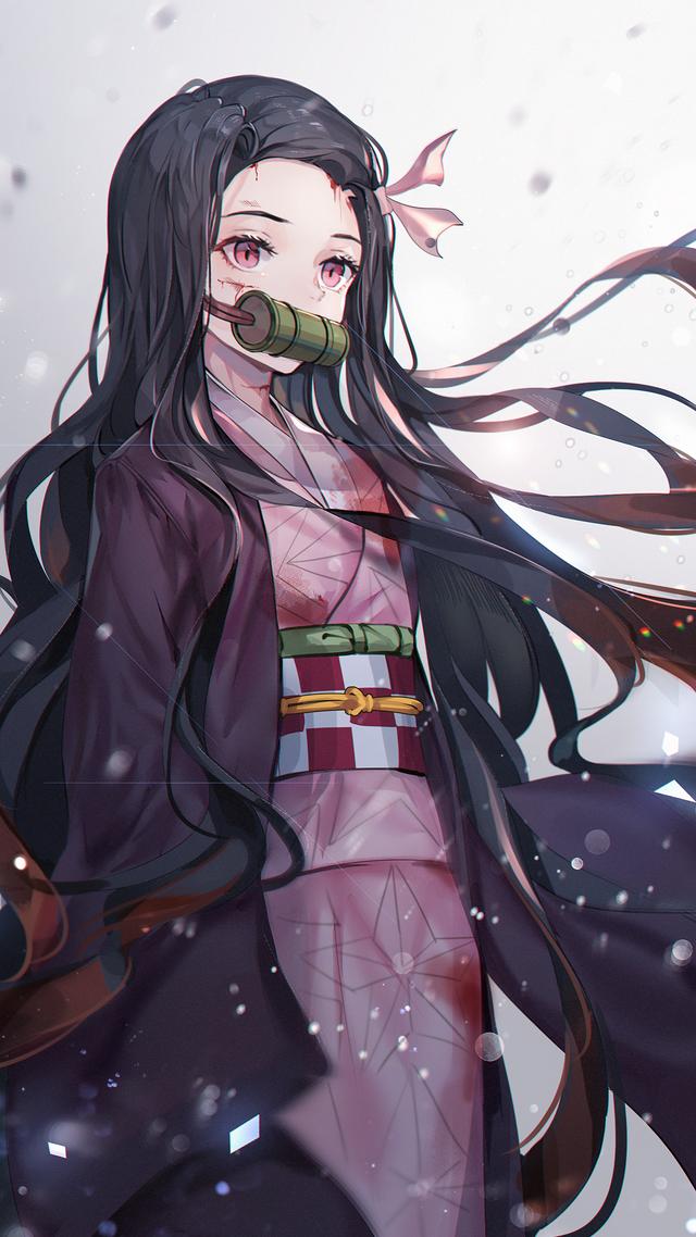 Nezuko Kamado [Demon Slayer Kimetsu no Yaiba] (2250x4000