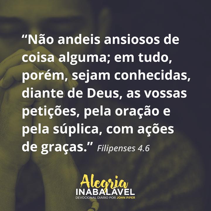 Pin de Marinete Carvalho em biblia | Não,eis ansiosos ...