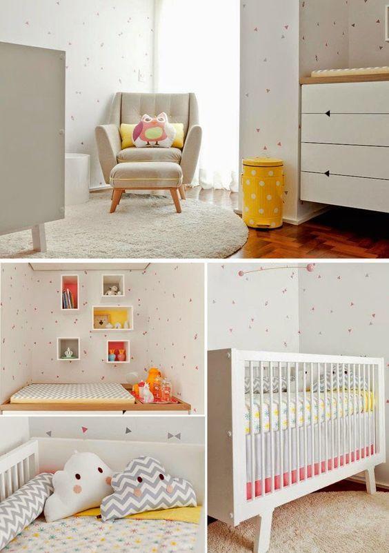 5 ideas de como decorar el cuarto de tu bebe hola chicas - Ideas para decorar habitacion de bebe ...