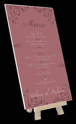 Bien-aimé exemple menu anniversaire | Projets à essayer | Pinterest | Menu  FP63