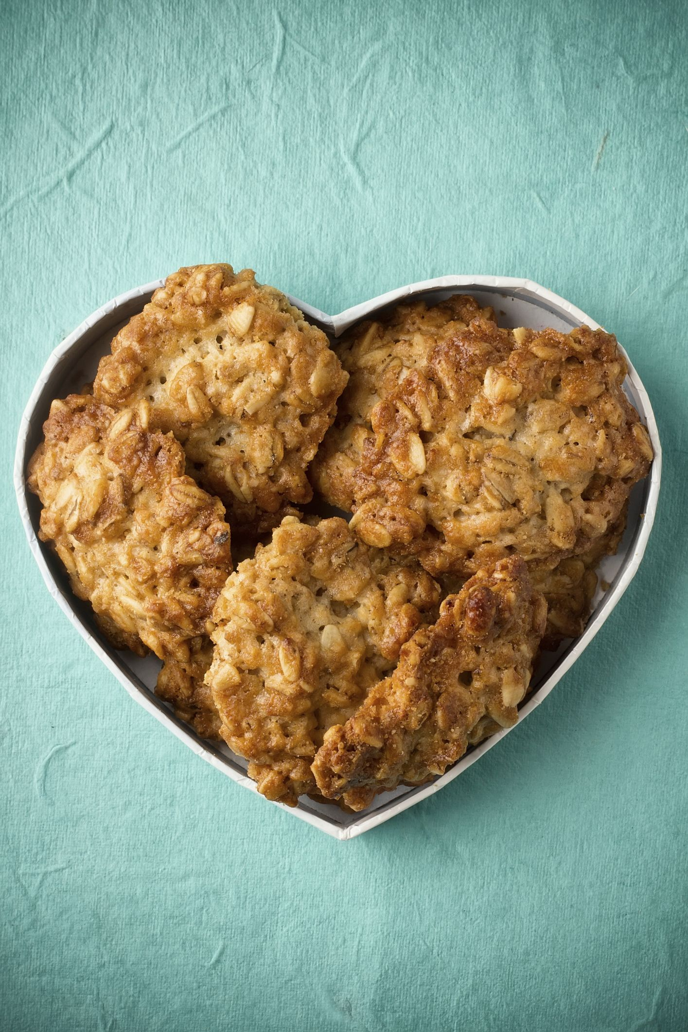 Anzac Biscuits Chewy Easy Cookie Recipes