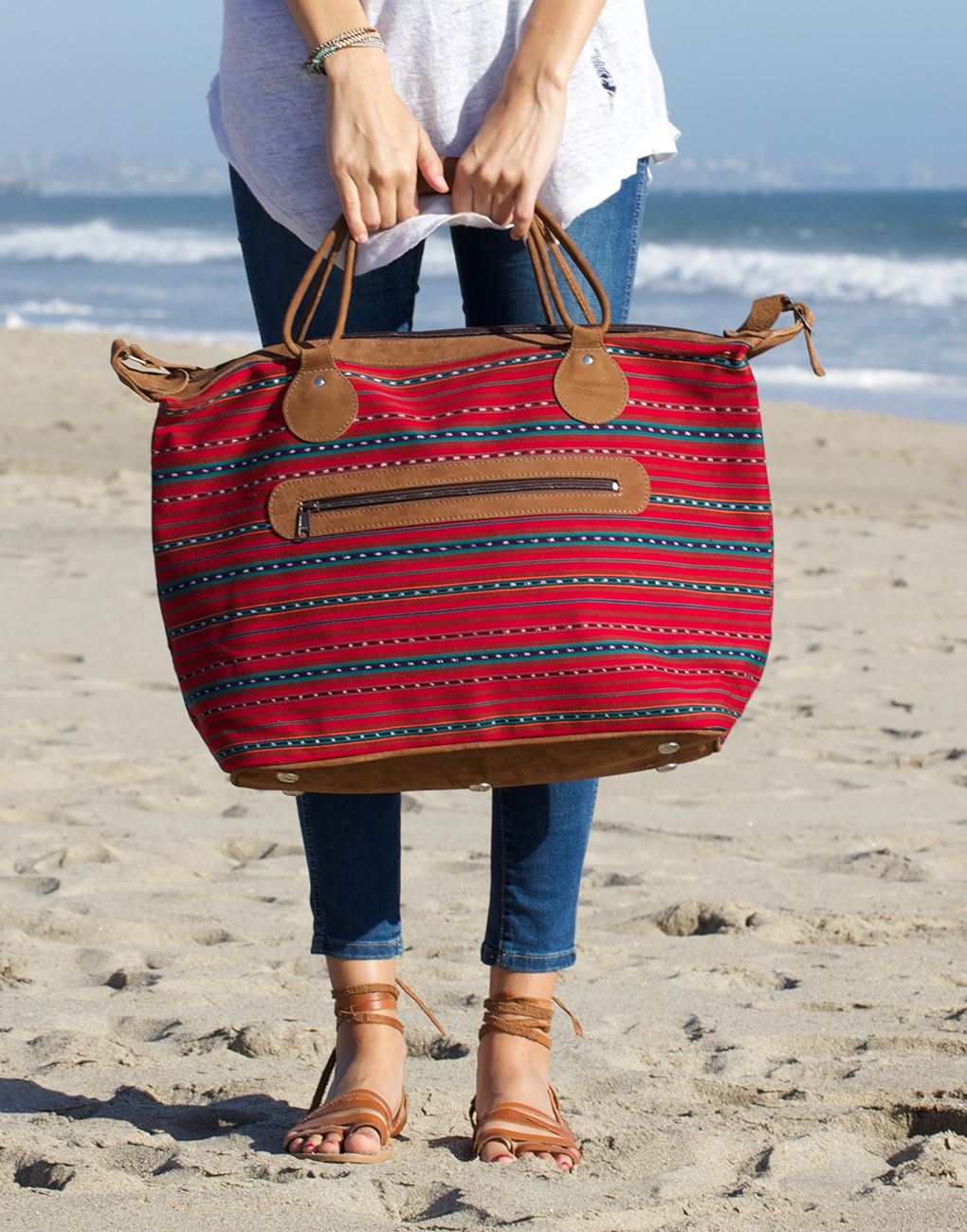 travel in style to the beach beyond the little market jessica alba style pinterest sac. Black Bedroom Furniture Sets. Home Design Ideas