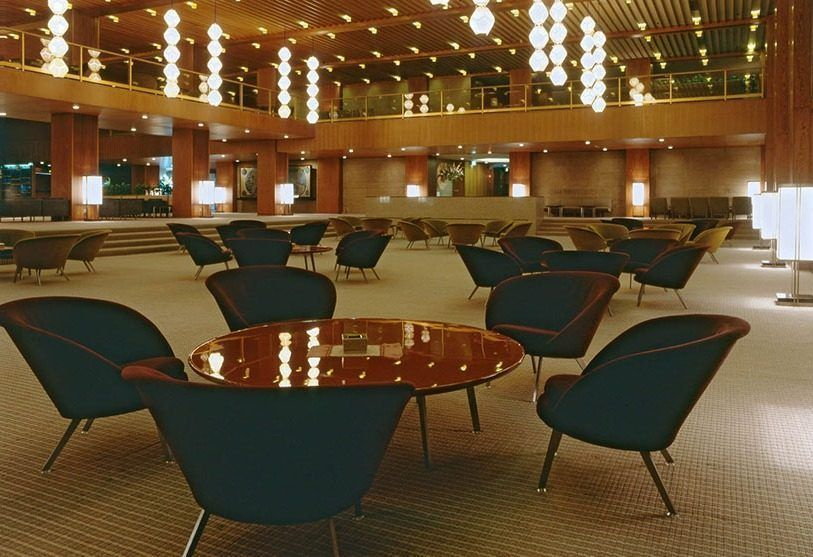 Tokyo's Iconic Midcentury Hotel to be Replaced with Something 'Even More Aesthetically Pleasing' - Curbed