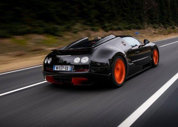 2013 A Bugatti Veyron Grand Sport Vitesse Wrc Super Cars Reviews