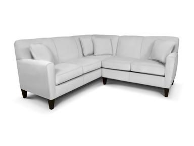 Shop For England Sectionals, And Other Living Room At England Furniture In  New Tazewell, TN. The Collegedale Sectional Will Lend A Retro Feel To Your  Living ...