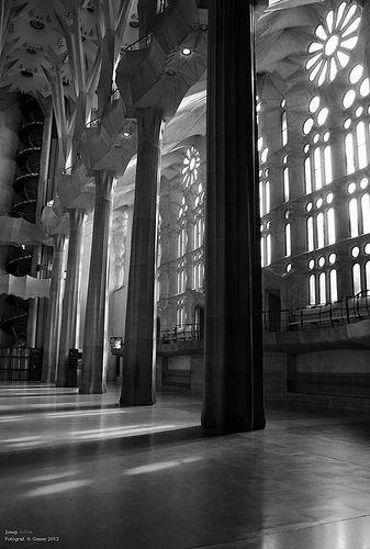 La Sagrada Familia. Barcelona (Josep Aviles)