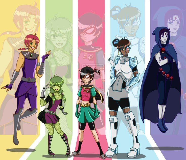 Anime Teen Titans - Google Search  Arts  Teen Titans -3338