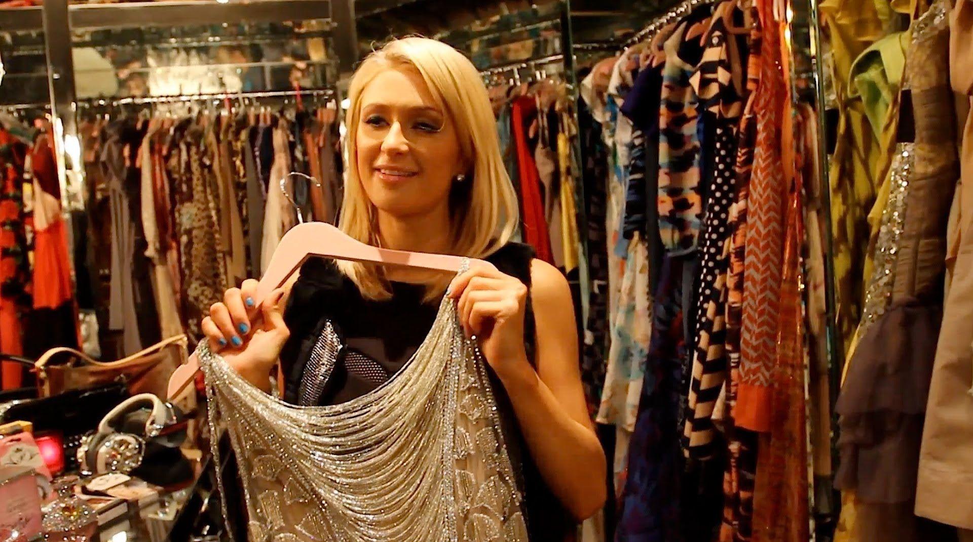 Cabina Armadio Paris Hilton.Going Inside Paris Hilton S Million Dollar Closet Closets